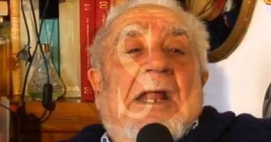 #Palermo. Morto l'antropologo Nino Buttitta