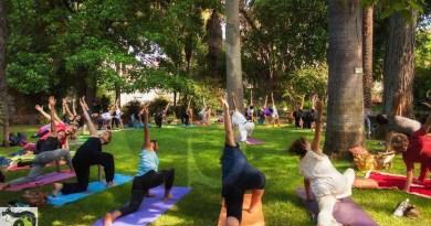 #Messina. Si celebra l'International Yoga Day