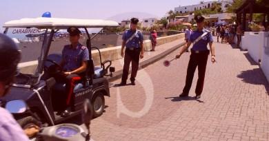 Controlli Carabinieri a Milazzo, locale ritrovo di pregiudicati: richiesta sospensione licenza