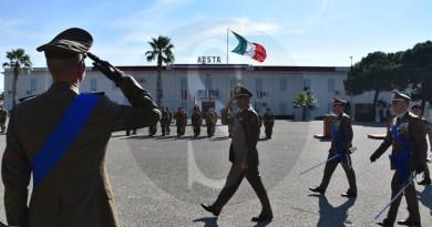 Messina. Il generale Marco Buscemi è il nuovo comandante della Brigata Aosta