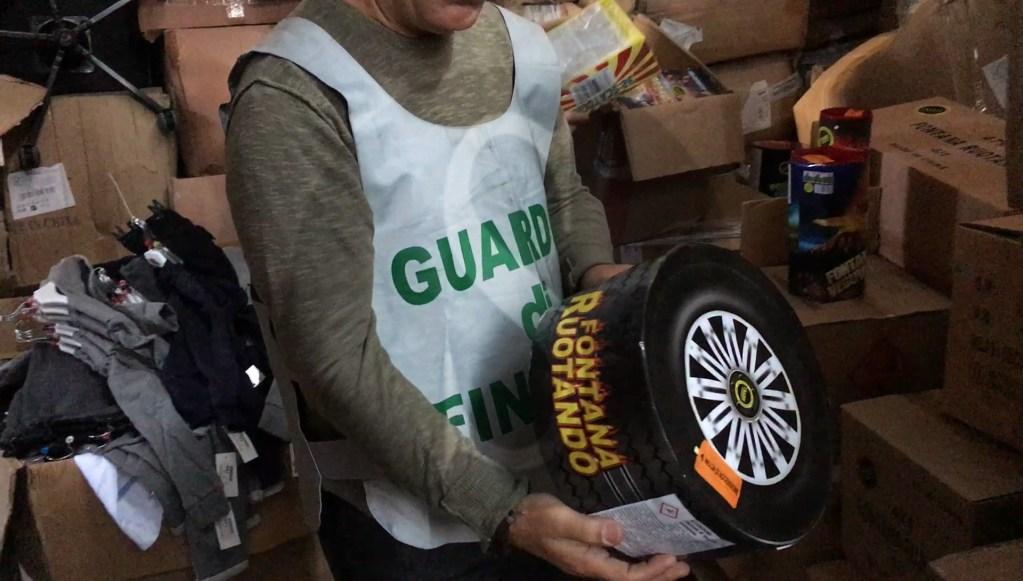 Cronaca. Sequestrate 2 tonnellate di articoli pirotecnici illegali a Catania