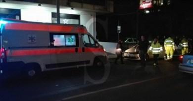 Cronaca. Incidente a Olivarella, auto travolge un pedone
