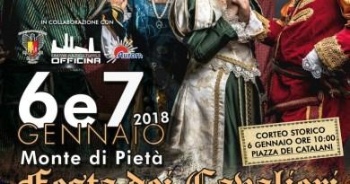 Cultura. Tutto pronto per la I Edizione della Festa dei Cavalieri della Stella