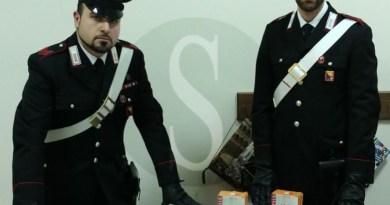Cronaca. Messina, blitz dei Carabinieri a Bordonaro: rinvenute armi e munizioni