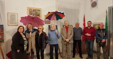 Arte. Inaugurata a Castroreale la mostra del maestro Dimitri Salonia
