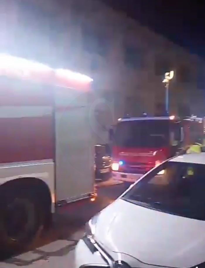 Cronaca. Messina, grave incendio devasta la Casa del Portuale