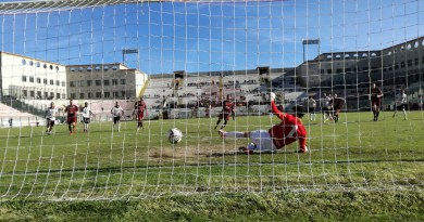 Serie D. Bella vittoria del Messina, al San Filippo Ercolanese battuta 2-1