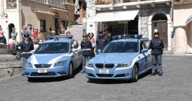 Cronaca. Scippo ai danni di una ragazza, arrestati due giovani a Taormina