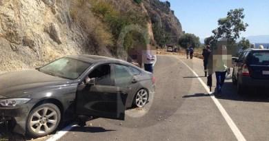Cronaca. Frana sulla strada statale 114, tragedia sfiorata a Capo Alì