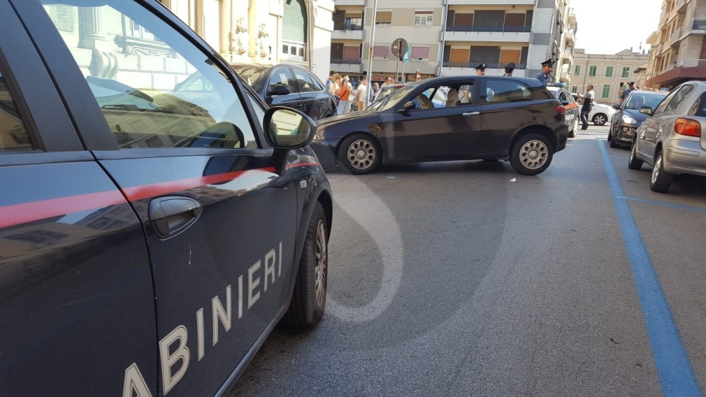 Cronaca. Messina, pauroso inseguimento in via dei Mille: fermato un giovane che guidava contromano