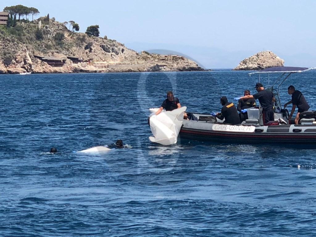 Cronaca. Orrore a Taormina, recuperato in mare cadavere gravemente mutilato