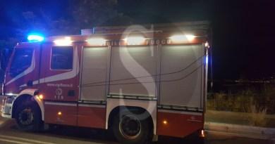 San Piero Patti, divampa incendio in abitazione: famiglia tratta in salvo