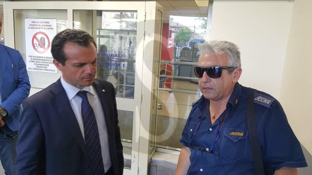 Cronaca. Messina, non paga il biglietto del tram e aggredisce controllore ATM: arrestato