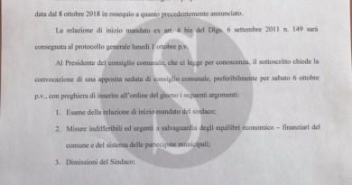 Politica. Terremoto a Palazzo Zanca: salta il Consiglio comunale e De Luca si dimette