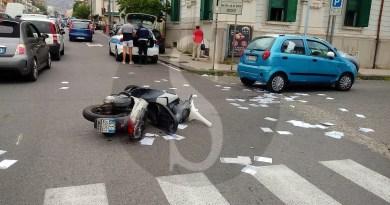 Cronaca. Messina, incidente in viale Europa: trentenne finisce al Piemonte