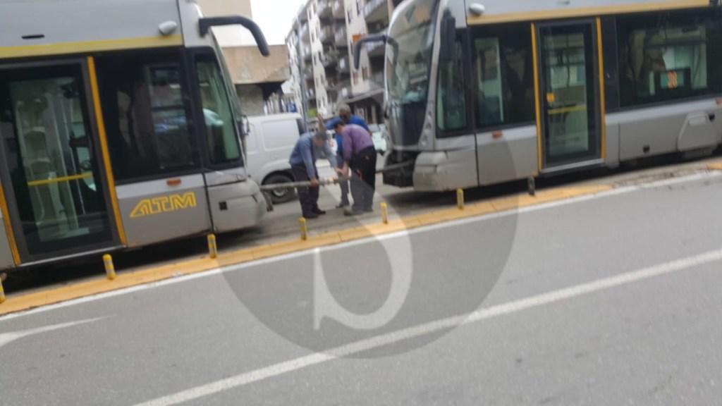 Cronaca. Messina, stamane ennesimo guasto alla linea tranviaria: si ferma la vettura 11