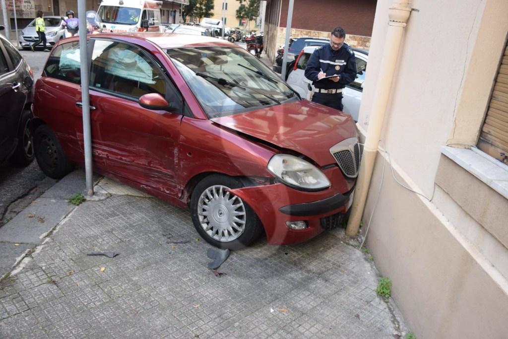 Cronaca. Messina, incidente tra via Como e via Cremona: 5 feriti