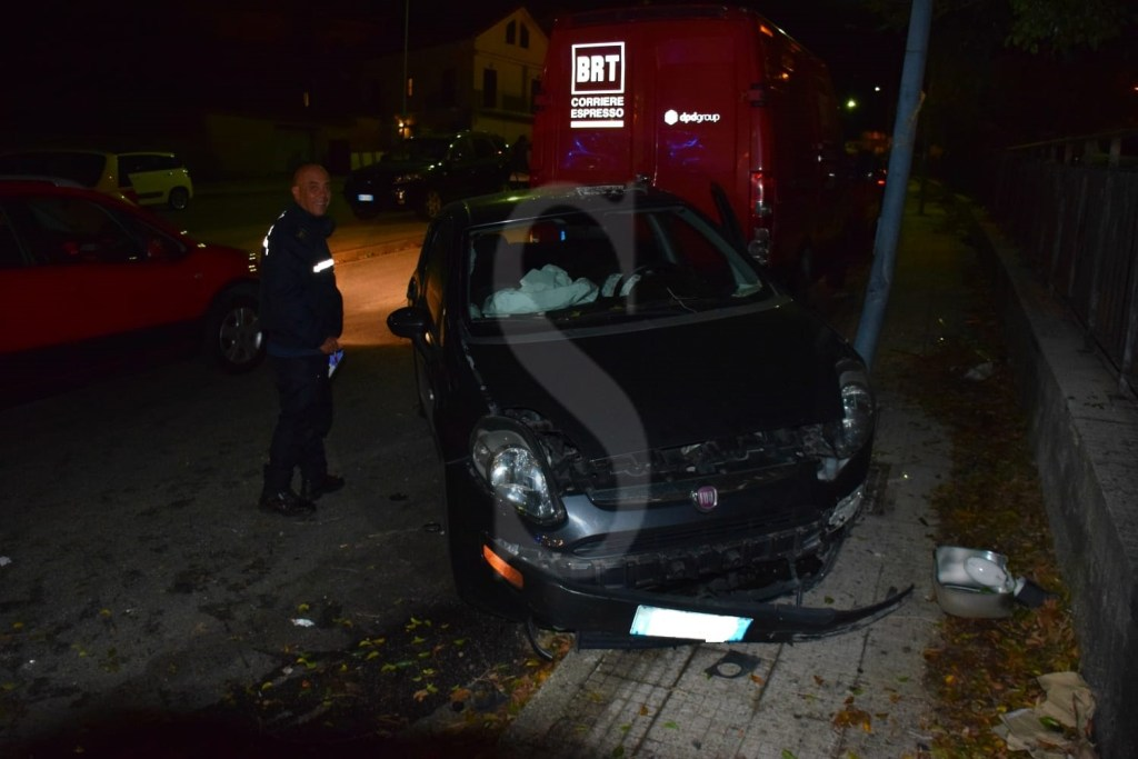 Cronaca. Messina, incidente in via Bertuccio a Bordonaro: 4 feriti