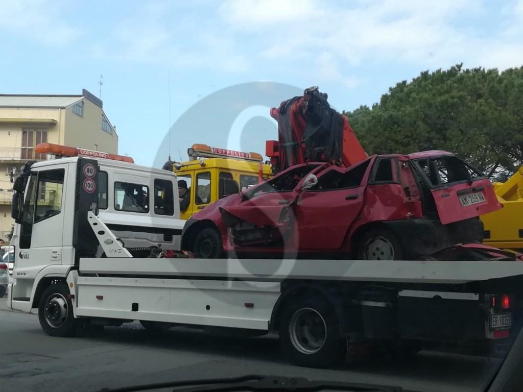 Cronaca. Barcellona PG, recuperata e posta sotto sequestro l'auto di Stefano Costantino