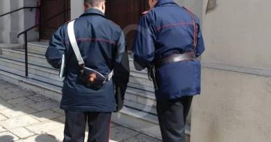 Ruba le offerte dei fedeli in chiesa, denunciato 57enne messinese