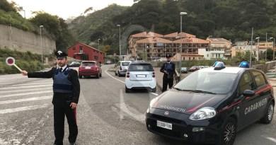 Messina, quattro arresti da parte dei Carabinieri nel corso del weekend pasquale