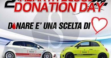 """Carenza di sangue e solidarietà: al Policlinico la seconda edizione dell' """"Abarth Blood donation day: donare è una scelta di cuore"""""""