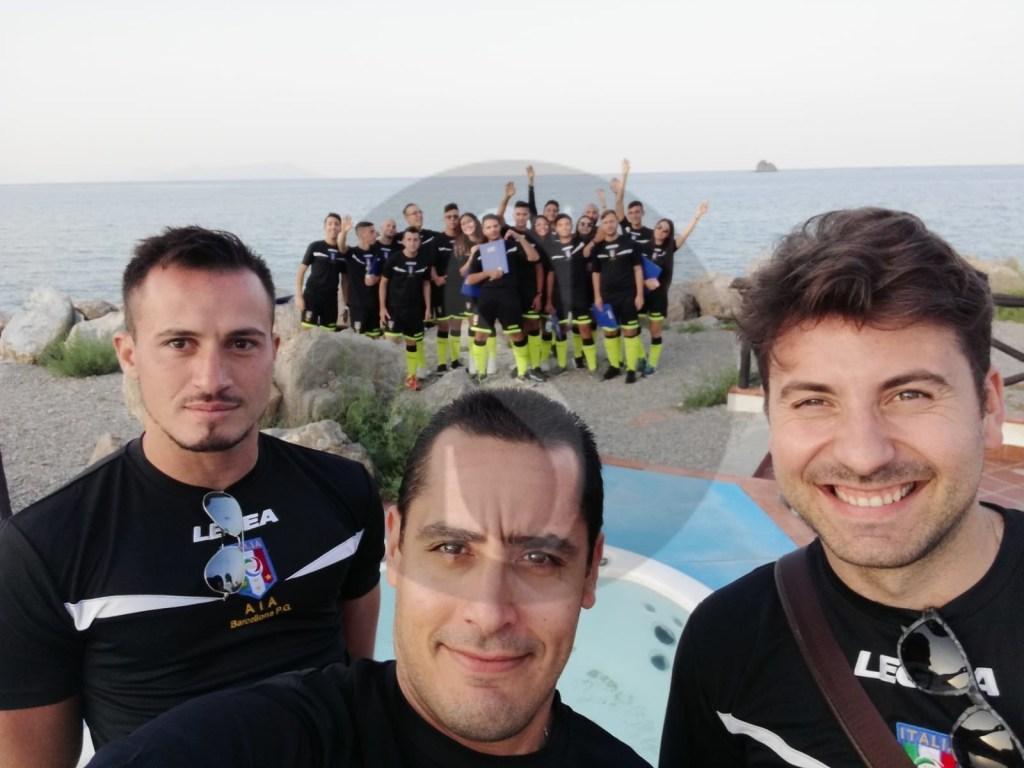 Intensa due giorni di lavori nel weekend per gli associati della sezione arbitri di Barcellona Pozzo di Gotto