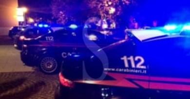 Rapina a Brolo, i carabinieri arrestano all'alba due presunti colpevoli