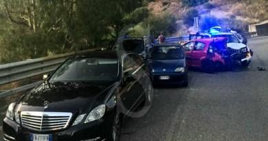 Guida ubriaco e provoca un incidente a Taormina: denunciato turista russo