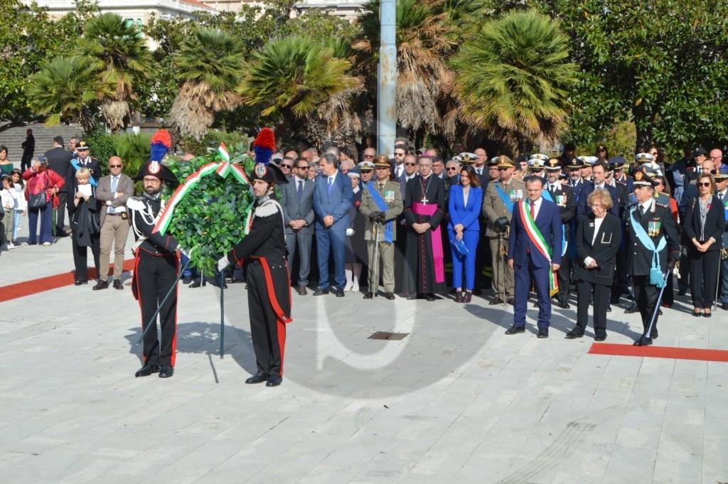 Celebrata anche in riva allo Stretto la Festa dell'Unità nazionale
