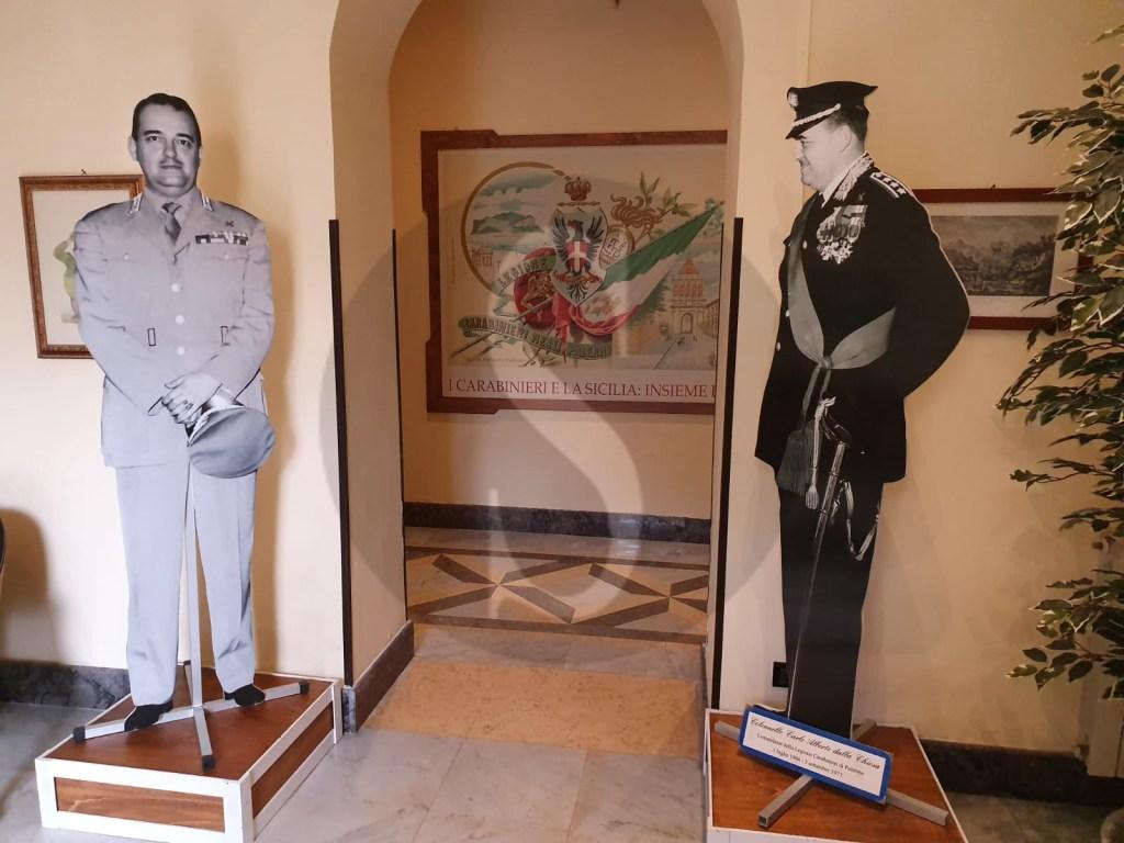 Messina, inaugurata la mostra su Carlo Alberto Dalla Chiesa