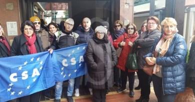 Lavoratori ASU e coop, il sindacato CSA diffida l'Azienda 5 di Messina