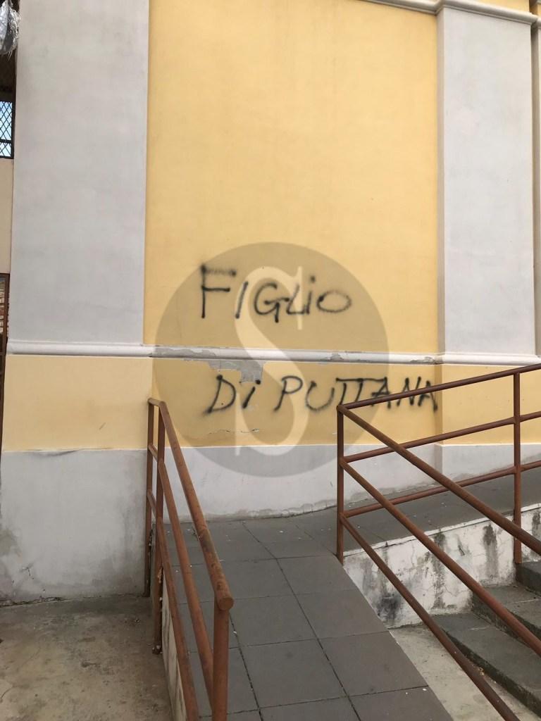Messina, omicidio Alessandra Musarra: scritte minacciose contro l'ex fidanzato
