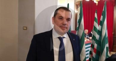 Messina, Nino Alibrandi è il nuovo segretario generale della CISL