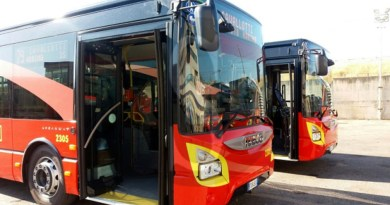 Coronavirus, la linea di bus 11/13 di Cumia farà solo servizio di navetta
