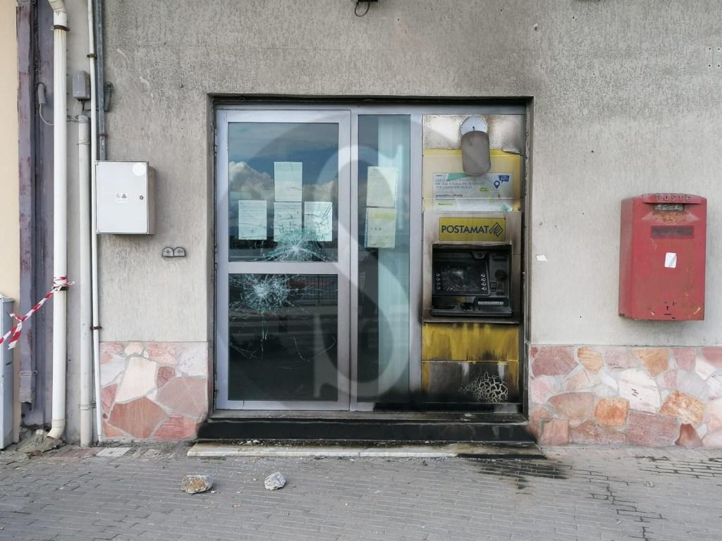 Messina, tentato furto al bancomat dell'ufficio postale di Ganzirri