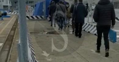 Coronavirus, stamane nessun controllo sanitario per gli 85 viaggiatori di Blu Jet arrivati dalla Calabria