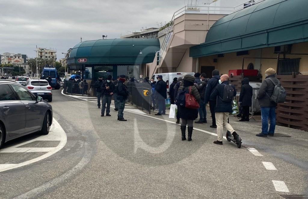 """Sbarchi a Messina all'epoca del coronavirus, tra camper e """"pendolari"""" tedeschi"""