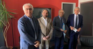 Messina, Kiwanis dona al Policlinico debaterizzatore con lampada UV-C