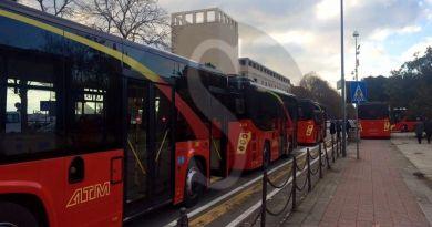 Messina, nuove regole sugli autobus: mascherina obbligatoria e distanza di sicurezza