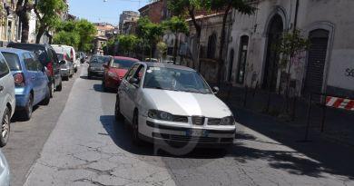 """Crollo via Castromarino a Catania, M5S: """"Anarchia sovrana e Comune latitante"""""""