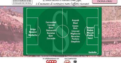 Campagna di solidarietà ex calciatori del Palermo: raccolti 218.000 euro in buoni spesa per 4.000 famiglie