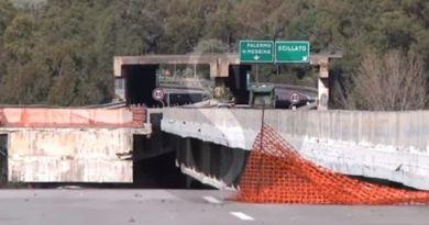 """Apertura viadotto Himera rinviata a luglio, l'Unione dei Siciliani al Governo: """"Non vi crediamo più"""""""