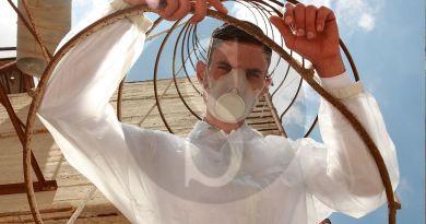 """Lotta al coronavirus: da Ragusa arriva """"drop mask"""", la mascherina che dura per sempre"""