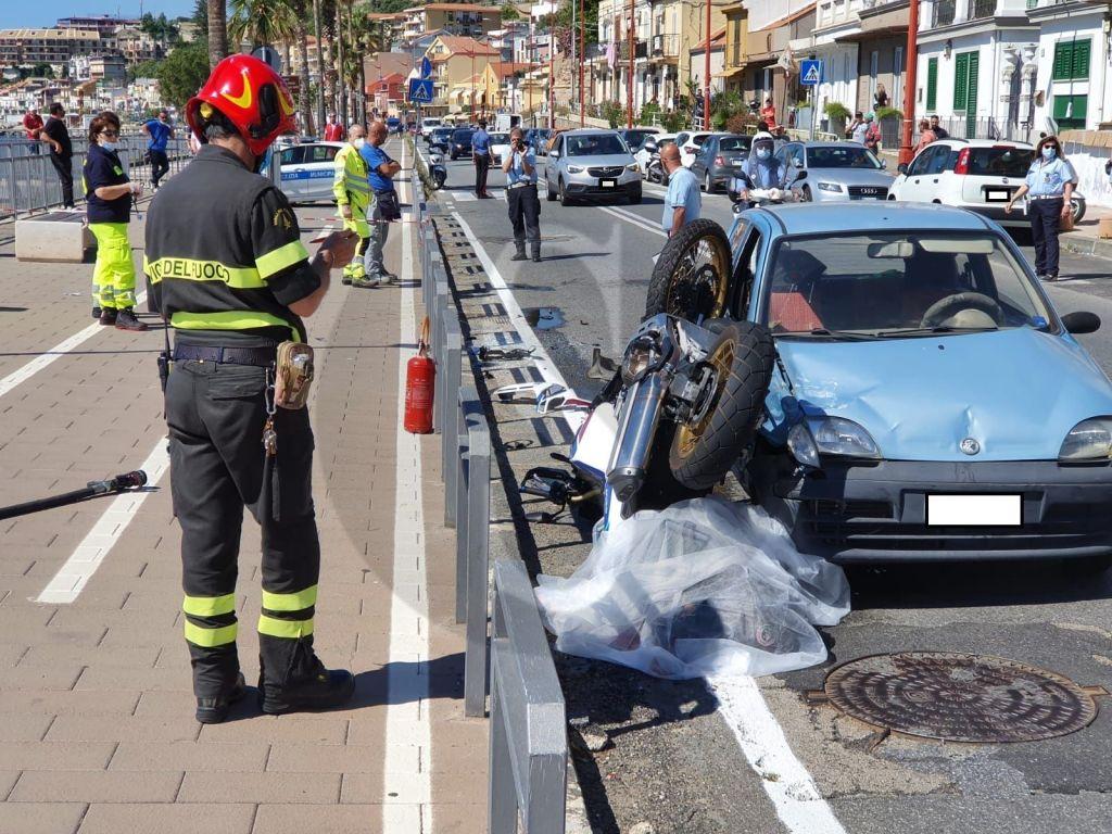 Messina, incidente mortale sulla litoranea: giovane donna perde la vita