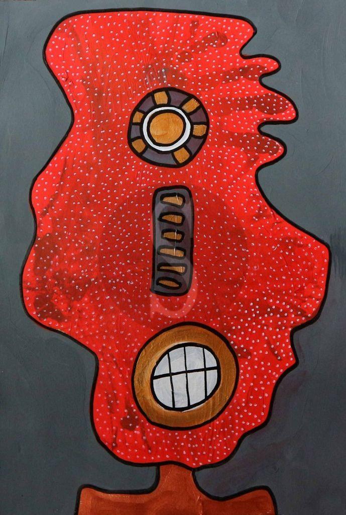 """Siracusa, tra cubismo sintetico e pop art arriva """"The Moon Tribe"""" di Giuseppe Piccione"""