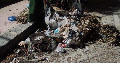 Messina, atti vandalici in viale Regina Elena: dati alle fiamme 3 cassonetti