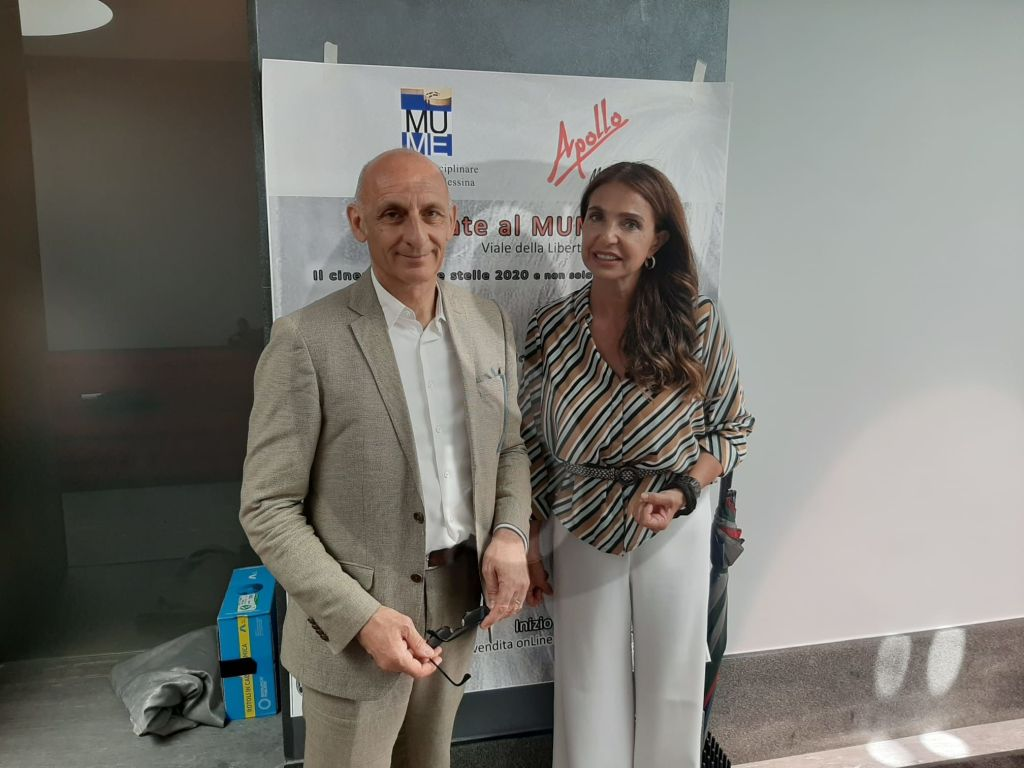 """Cinema sotto le stelle al MuMe, si inizia sabato con """"Il traditore"""" di Marco Bellocchio"""