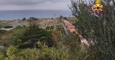 Messina, ritrovato dai Vigili del Fuoco il cadavere dell'anziano scomparso il 19 ottobre da Sperone