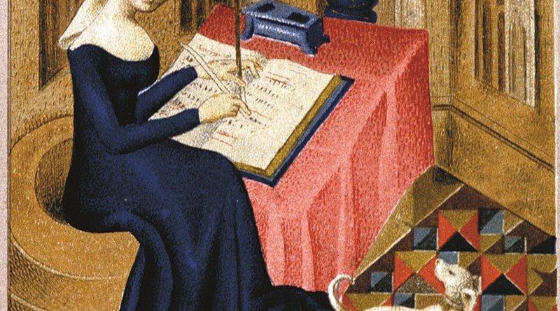 La mercantessa Catalina Llull ì Sabastida, che faceva affari tra la Spagna e la Sicilia